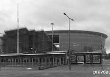 В Екатеринбурге опечатали объекты ЧМ-2018 FIFA
