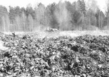 Артемовский тормозит создание полигона ТКО за 400 миллионов