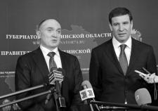 Борис Дубровский и Михаил Юревич