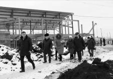 Строительство ФОКа в Мишкино