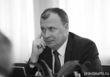 Временно исполняющий полномочия главы Екатеринбурга Алексей Орлов