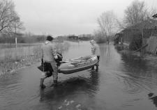 МЧС не хватило сил на спасение утопающих