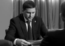 Министр природы РФ Дмитрий Кобылкин