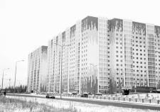 Дом в Пыть-Яхе строят без разрешения со скоростью 1 этаж в сутки
