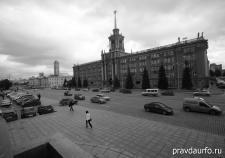 «Гражданскую платформу» зачистили перед «продажей» в Екатеринбурге