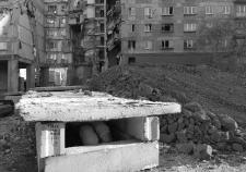 обрушенный подъезд дома на Карла Маркса Магнитогорск