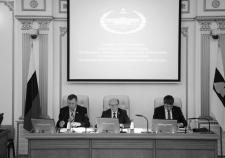 совместное заседание комитетов Курганской областной Думы по бюджету, финансовой и налоговой политике, по экономической политике и по аграрной политике и природным ресурсам.