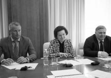 Комарова нагрузила «Тюменьэнерго» соцпроектами
