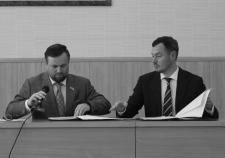Дума Сысерти ищет замену Карамышеву