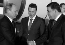 Куйвашев подготовил для Путина планы господдержки Свердловской области