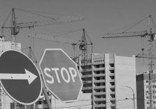 Сбербанк и «Сургутнефтегазбанк» пытаются найти средства на развалинах стройрынка Сургута