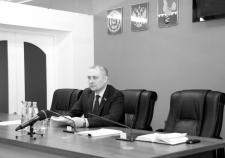 Спикер думы Пыть-Яха Олег Шевченко