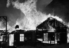 В Советском районе ХМАО выгорают поселения. Власти сократили финансирование борьбы с пожарами до нуля