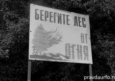 Прокуроры констатировали беззащитность ХМАО перед пожарами