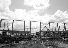 Строительство ФОКа в Билимбае