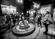 Атомщики изучают опыт подземных хранилищ радиоактивных отходов Швеции