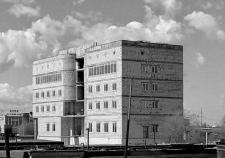 Недостроенное здание УФССП в Сургуте
