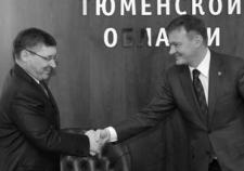 Владимир Якушев и Роман Старовойт