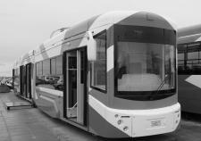 Низкопольные трамваи УВЗ