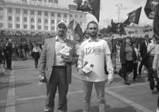 Алексей Безносиков и Валерий Сычык