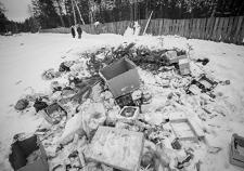 ОНФ обвинил челябинского оператора ТКО в игнорировании сотен тонн мусора