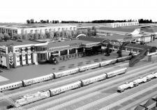 Проект вокзала в Сургуте