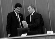 Высокинский вышел в открытый конфликт с думой Екатеринбурга. Депутаты жертвуют бюджетом ради контроля над мэрией