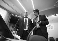 Игорь Володин и Александр Высокинский