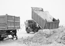 Закрытый полигон ТКО в Челябинске начал принимать загрязненный химикатами снег
