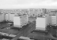 Микрорайон Тундровый