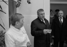 Сити-менеджер Нефтеюганска Вячеслав Арчиков