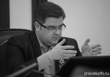 Глава горизбиркома Илья Захаров