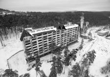 Отель «Золотой пляж» на Тургояке