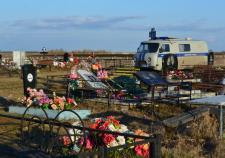 В Ирбитском районе младшеклассники разрушили 34 памятника на кладбище
