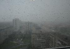 На майские праздники в Екатеринбург придут дожди