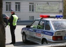 В Екатеринбурге полицейские устроили погоню за угнанным авто