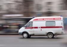 В Тюмени при обвале части дома пострадала пенсионерка
