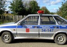 Полицейские Верхней Туры устроили погоню со стрельбой за 17-летни водителем