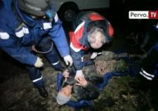 Пьяный житель Первоуральска сорвался в карьер во время селфи