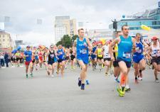 Екатеринбург второй раз побежит марафон «Европа – Азия»