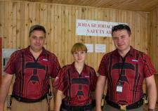 Свердловские полицейские поднялись на пьедестал международного турнира по стрельбе