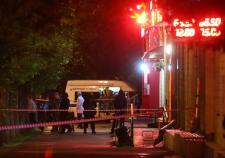 В Москве спецназовец застрелил грабителя банка