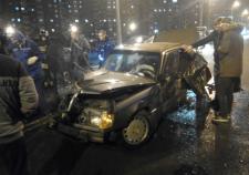 В Челябинске водитель маршрутки устроил массовое ДТП с семью пострадавшими
