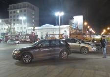 Водитель «ВАЗа» спровоцировал ДТП в центре Екатеринбурга
