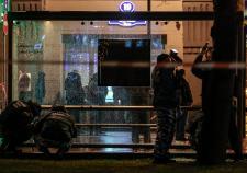 На остановке в Москве взорвалась граната Ф-1