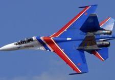 В Подмосковье рухнувшим истребителем оказался Су-27 «Русских Витязей»