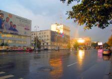 В Екатеринбург на выходных придут дожди