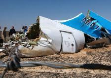 Airbus A321 могли уничтожить пластиковой взрывчаткой С-4