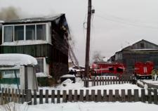 Пожар в Свердловской области оставил без жилья 25 человек