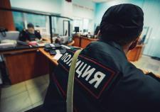 В Югре в здании УМВД обнаружили закладку с наркотиками